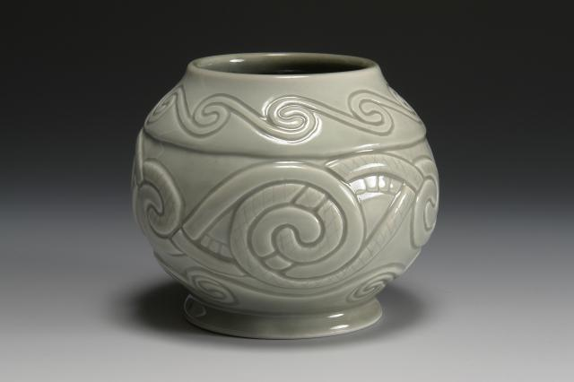 Pattys Pottery The Gallery Vase